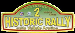 2° VALLATE ARETINE HISTORIC RALLY