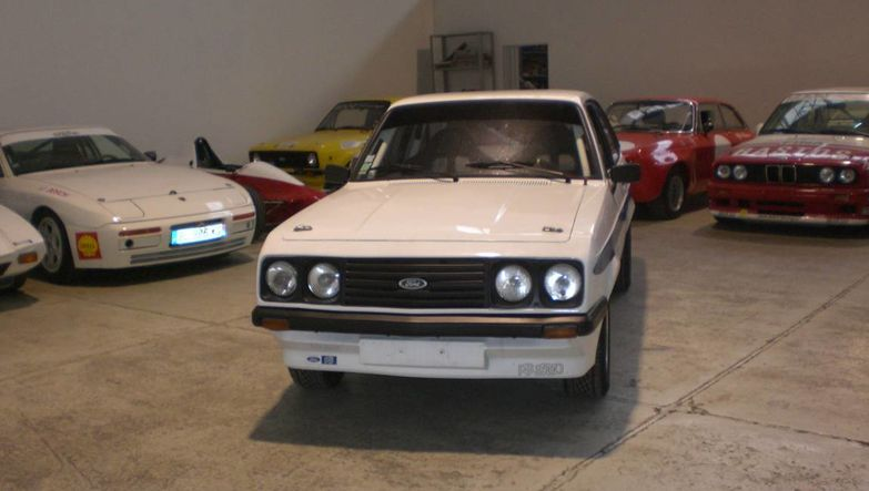 Ford ESCORT RS 2000 Gr. 2